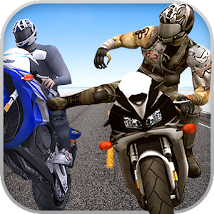 Bike Attack Race : Stunt Rider Mod (Unlimited Money) v6.9 APK