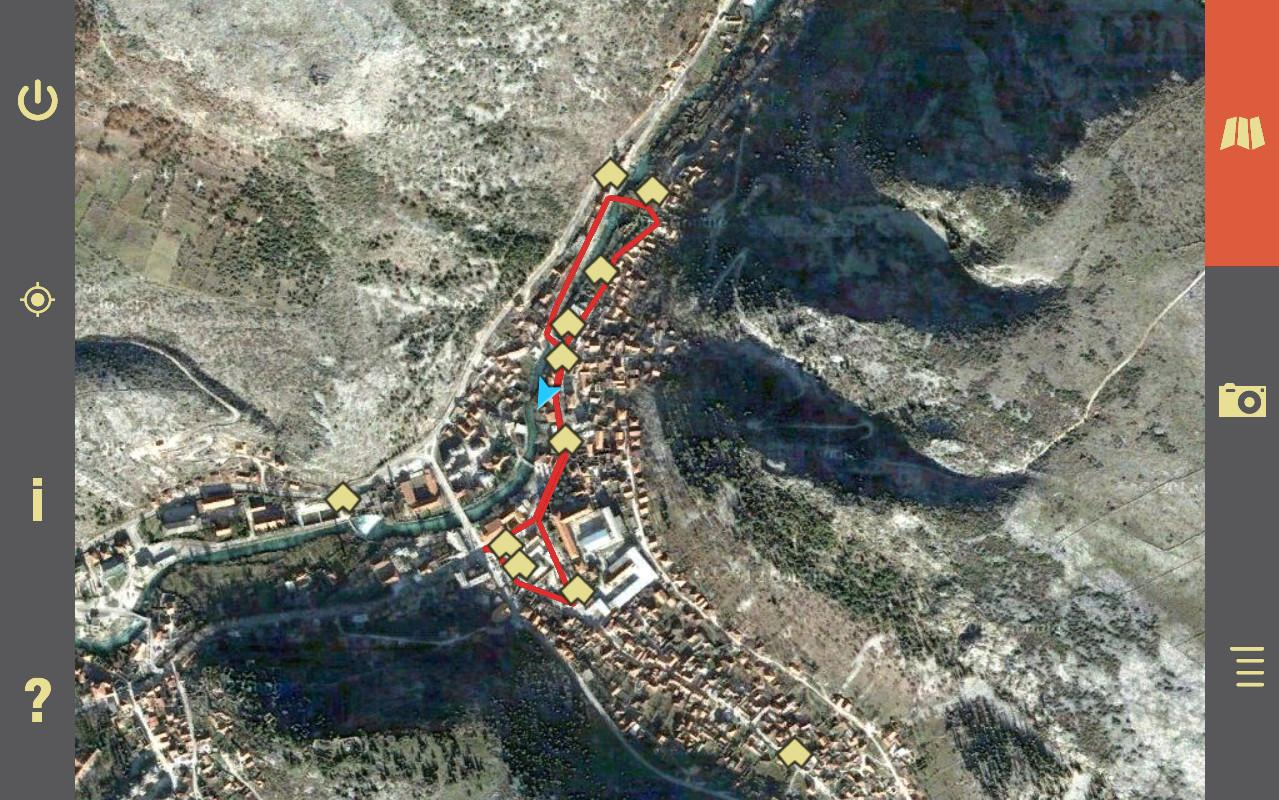 Stolac – Cultural Route- screenshot