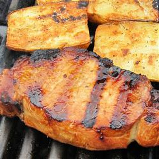 Best Grilled Pork Chops.