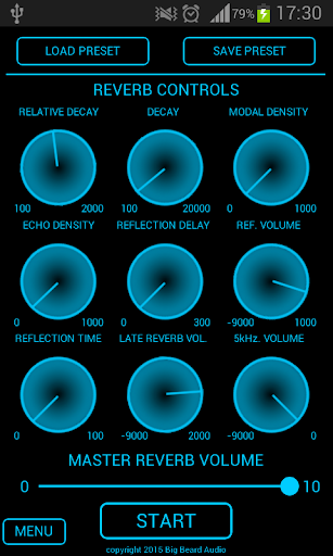 Studioverb Android Reverb FX