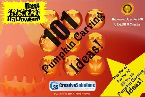 101 Pumpkin Carving Ideas HD