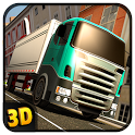 Road Truck Simulator 3D Games icon