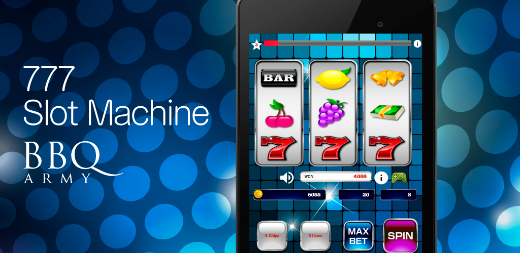 Slot machine applications for android