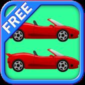 Cars Memory Game Free