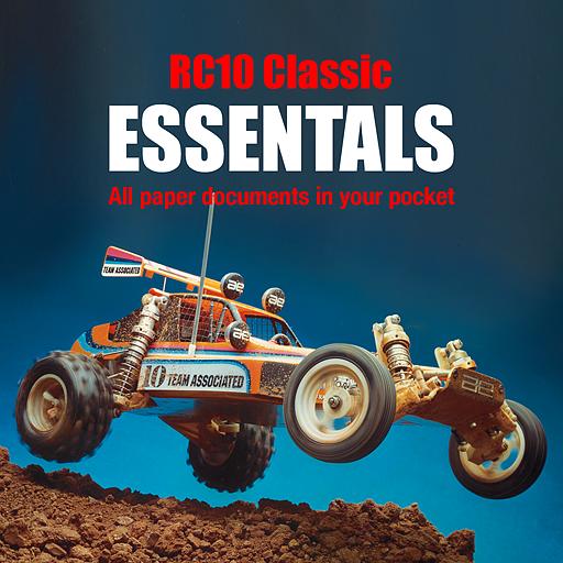 RC10 Classic Essentials LOGO-APP點子