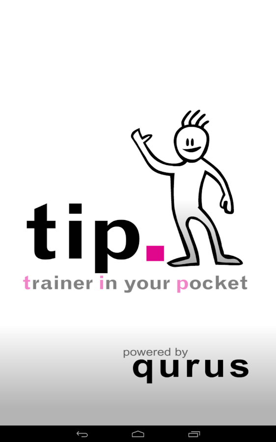 TIP - Trainer In your Pocket- screenshot