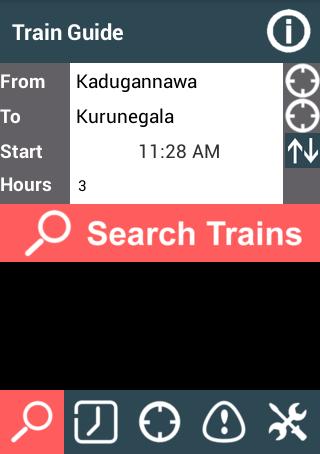 Train Guide - Sri Lanka