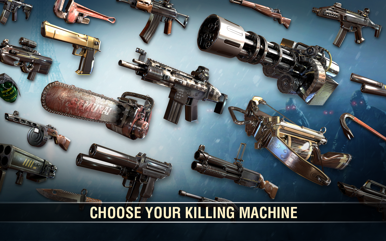DEAD TRIGGER 2 screenshot #21