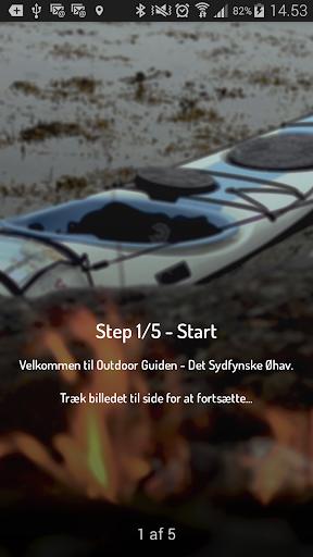 Outdoor Guide – Sydfynske Øhav