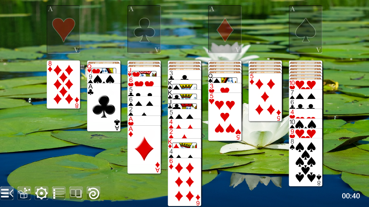 Yukon Solitaire Free - screenshot