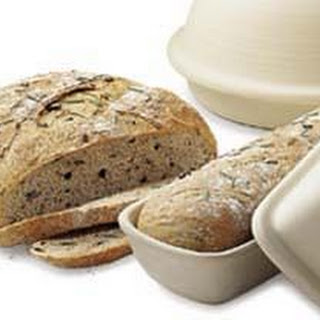 Rosemary-Olive Bread.