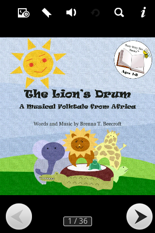The Lion's Drum sample