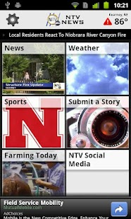 NTV News Mobile App- screenshot thumbnail