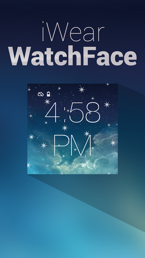 iWatch - screenshot