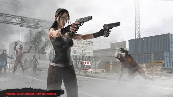 %name Zombie Defense: Adrenaline v2.52 Mod APK