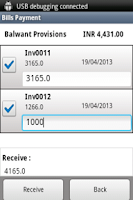 Screenshot of Tycoon SMB-Invoice/POS/Billing