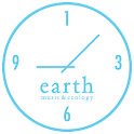 earth music&ecology Clock-Free icon