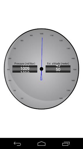 【免費工具App】Barometer and Altimeter Pro-APP點子