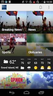 Grand Island Independent - screenshot thumbnail