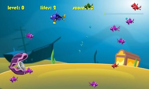 【免費休閒App】大魚吃小魚 3D-APP點子