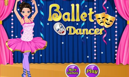 Game Ballet Dancer - Dress Up Game APK for Windows Phone