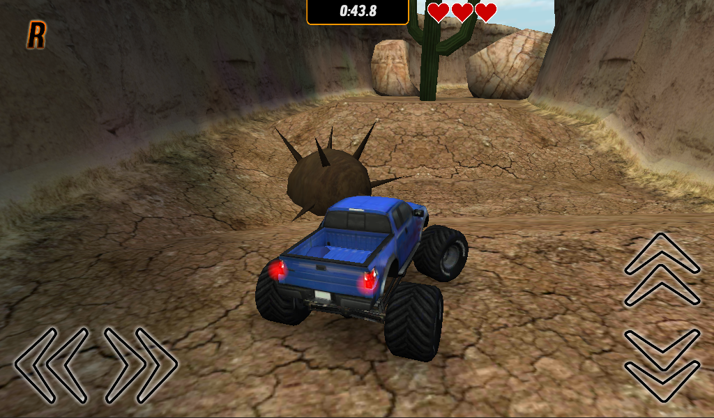 Toy Truck Rally 2- screenshot