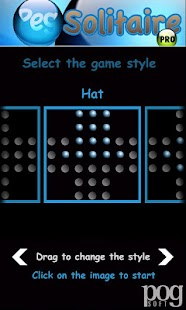 Peg Solitaire Pro - screenshot thumbnail