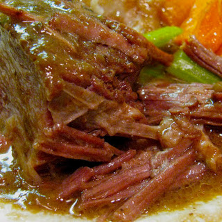 Easiest Ever Crock Pot Roast.
