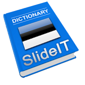 SlideIT Estonian QWERTY pack