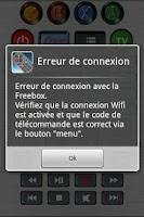 Screenshot of Freebox Control - Telecommande