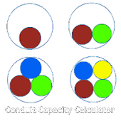 Conduit Capacity Calculator