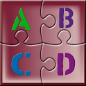 Kids ABC Jigsaw Puzzle Game icon