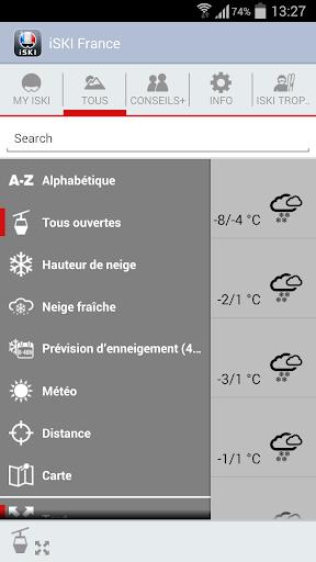 【免費旅遊App】iSKI France-APP點子