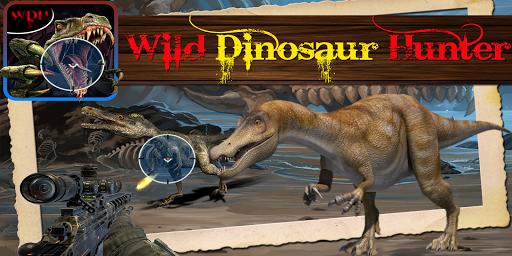 Dino Hunter in Jurassic Park