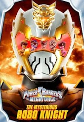 Power Rangers Mega Force Mysterious Robo Knight Vol. 2