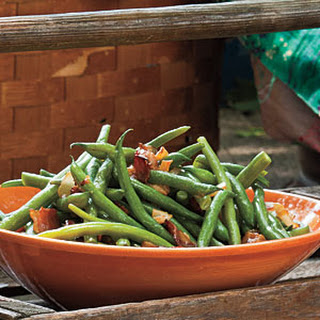 Sweet-and-Sour Green Beans