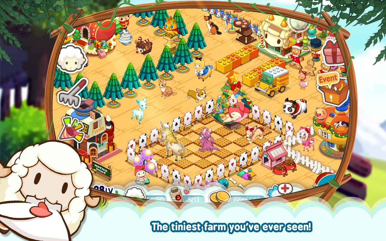 Tiny Farm® - screenshot
