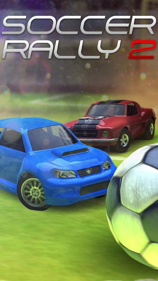 SoccerRally World Championship- screenshot