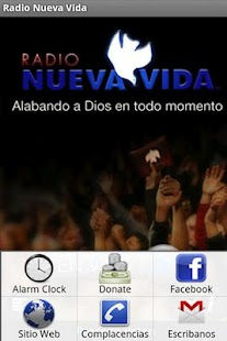 Radio Nueva Vida - screenshot thumbnail