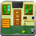 Room escape game icon