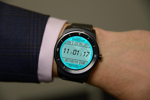 Z02 - Android Wear Watch Face