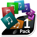 Theme Pack 1 - iSense Music icon