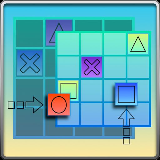 希腊 - 拉丁方。数独 解謎 App LOGO-APP試玩