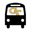Georgia Tech Nextbus Locator logo