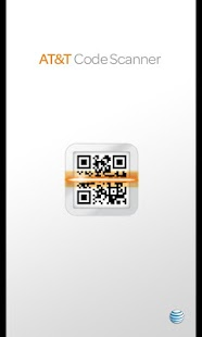 AT T Code Scanner: QR UPC DM