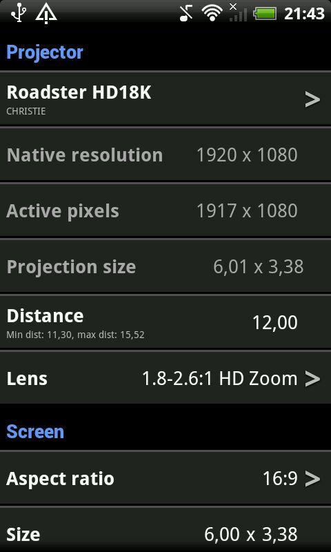 Projectionist- screenshot