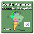 South America Countries icon