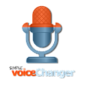 Simple Voice Changer (No Ads) logo
