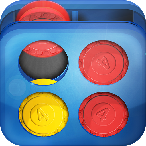 Four In A Row - Classic Games 棋類遊戲 App LOGO-硬是要APP