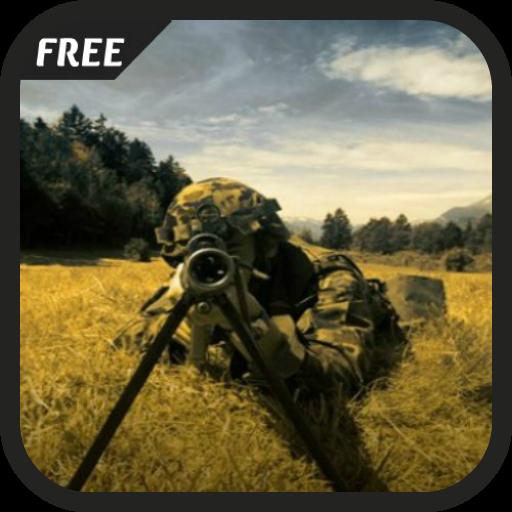 Sniper Headshot LOGO-APP點子
